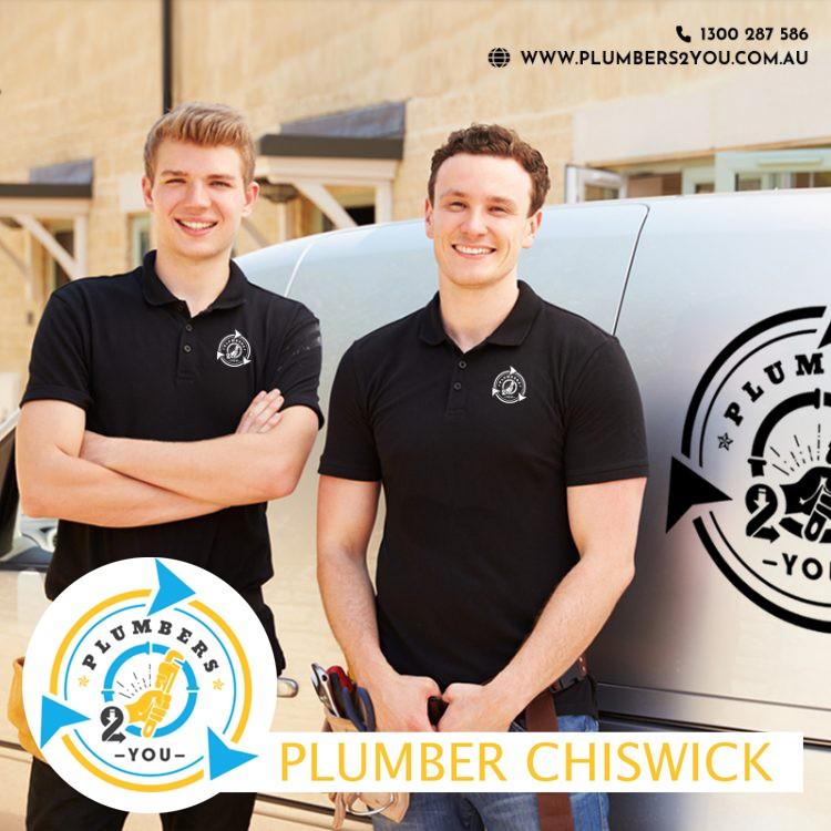 plumber Chiswick